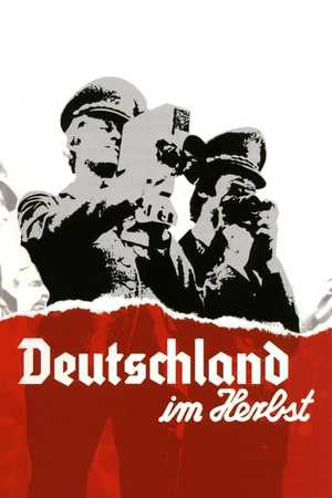 Poster: Deutschland im Herbst