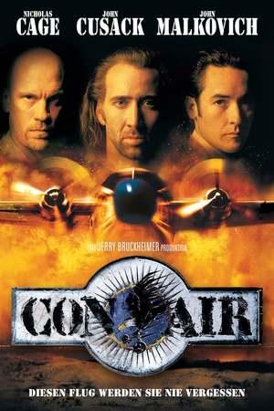Poster: Con Air