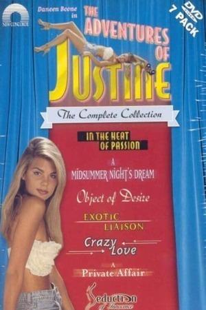 Poster: Justine: Heißkalte Leidenschaft