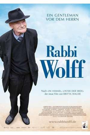 Poster: Rabbi Wolff