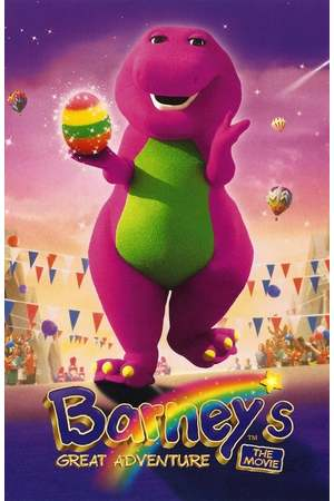 Poster: Barneys großes Abenteuer
