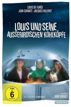 Poster: Louis und seine außerirdischen Kohlköpfe