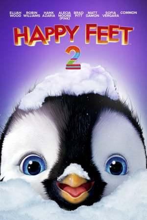 Poster: Happy Feet 2