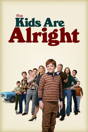 Poster: The Kids Are Alright