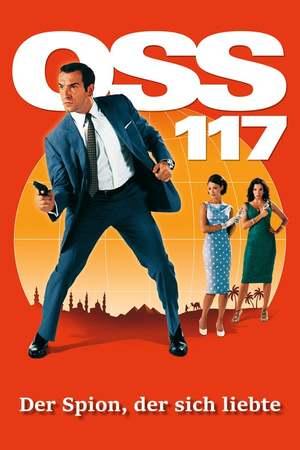 Poster: OSS 117 - Der Spion der sich liebte