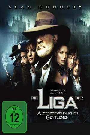 Poster: Die Liga der außergewöhnlichen Gentlemen