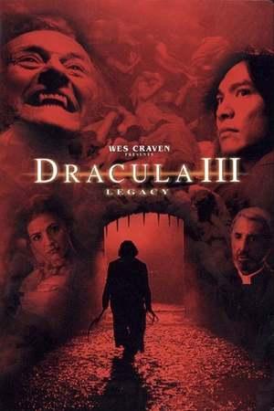 Poster: Dracula III: Legacy