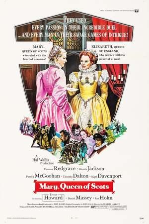 Poster: Maria Stuart, Königin von Schottland