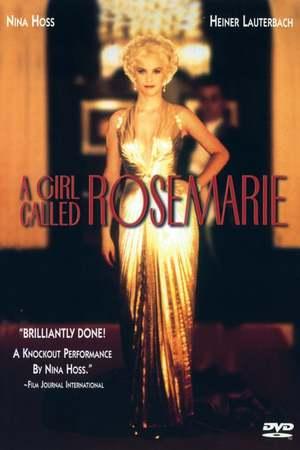 Poster: Das Mädchen Rosemarie