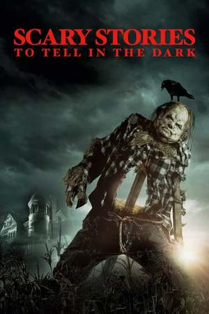 Poster: Scary Stories to Tell in the Dark