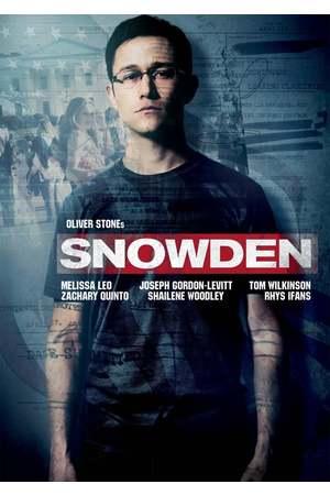 Poster: Snowden