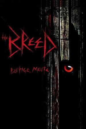 Poster: The Breed - Blutige Meute