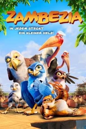 Poster: Zambezia - In jedem steckt ein kleiner Held!