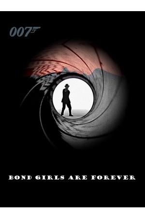 Poster: Bond Girls Are Forever