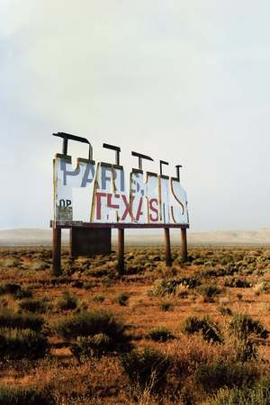 Poster: Paris, Texas