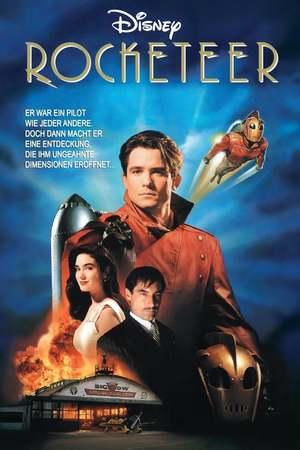Poster: Rocketeer