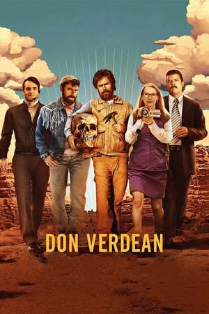 Poster: Don Verdean