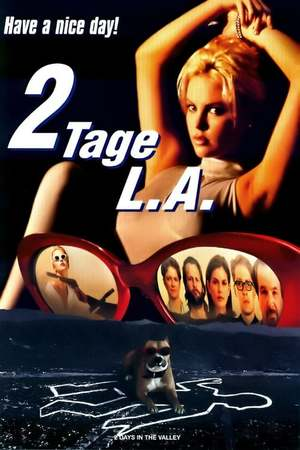 Poster: 2 Tage in L.A.