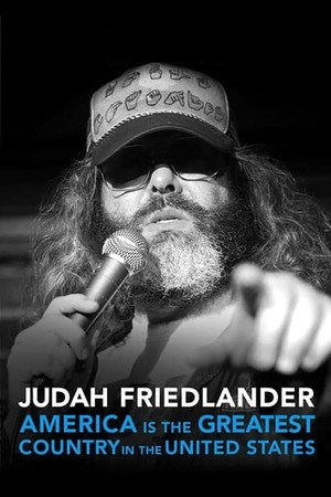 Poster: Judah Friedlander: America Is the Greatest Country in the United States