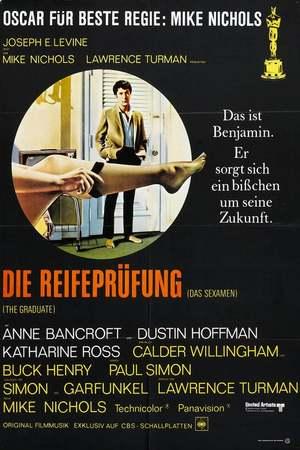 Poster: Die Reifeprüfung
