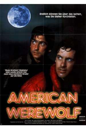 Poster: American Werewolf