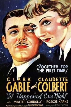 Poster: Es geschah in einer Nacht