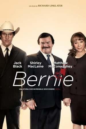 Poster: Bernie - Leichen pflastern seinen Weg