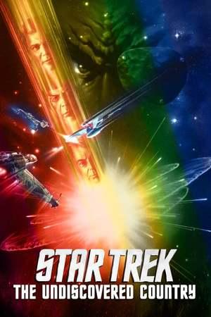 Poster: Star Trek VI - Das unentdeckte Land