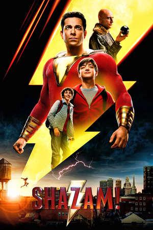 Poster: Shazam!