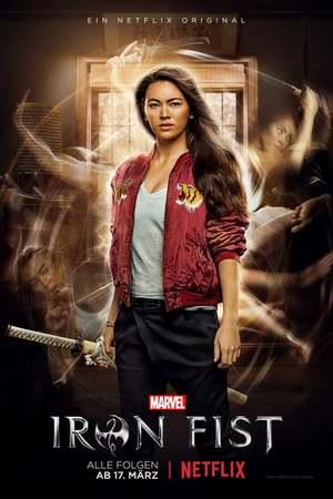 Poster: Marvel's Iron Fist