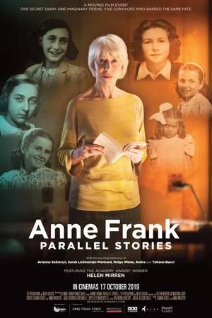 Poster: #AnneFrank. Parallel Stories