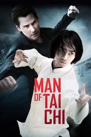 Poster: Man of Tai Chi