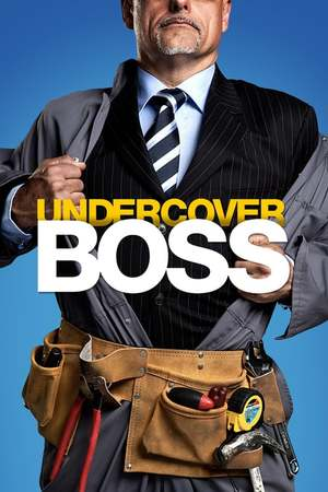 Poster: Undercover Boss