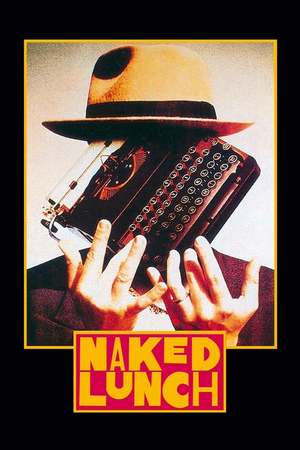 Poster: Naked Lunch