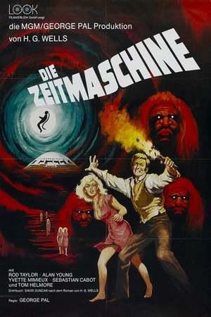 Poster: Die Zeitmaschine