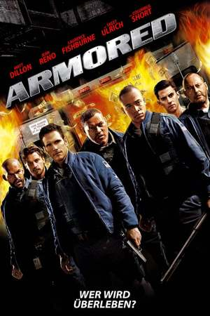 Poster: Armored