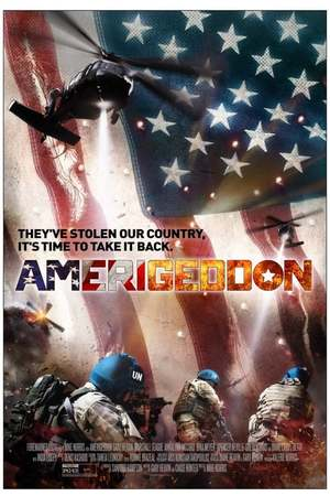 Poster: America Has Fallen