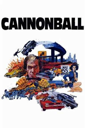 Poster: Cannonball