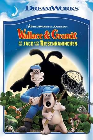 Poster: Wallace & Gromit - Auf der Jagd nach dem Riesenkaninchen