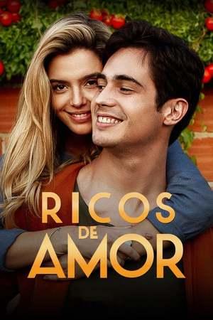 Poster: Reichlich verliebt