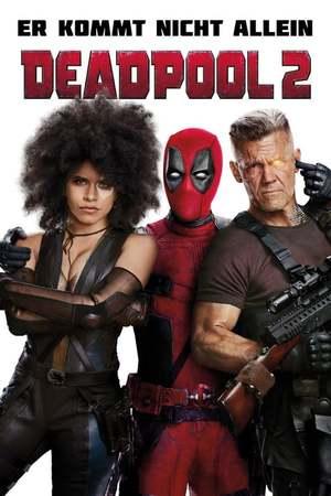 Poster: Deadpool 2