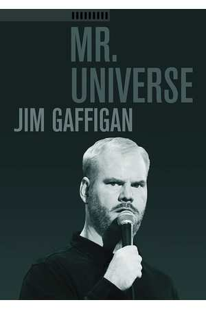 Poster: Jim Gaffigan: Mr. Universe