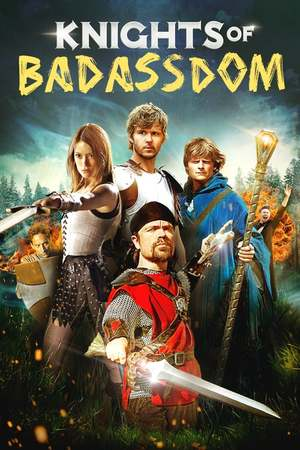 Poster: Knights of Badassdom