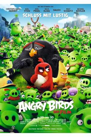 Poster: Angry Birds - Der Film