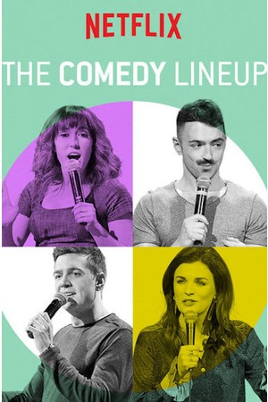 Poster: The Comedy Lineup