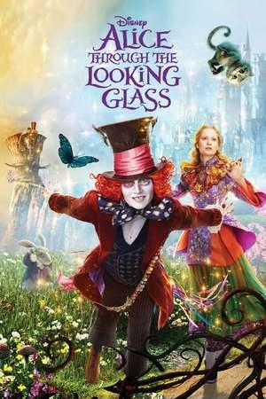 Poster: Alice im Wunderland: Hinter den Spiegeln