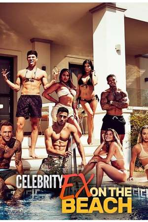 Poster: Celebrity Ex on the Beach