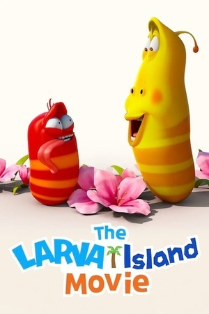 Poster: Larva Island Der Film