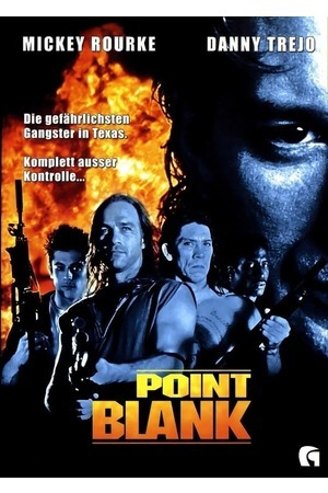 Poster: Point Blank - Over and Out
