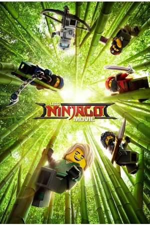 Poster: The Lego Ninjago Movie